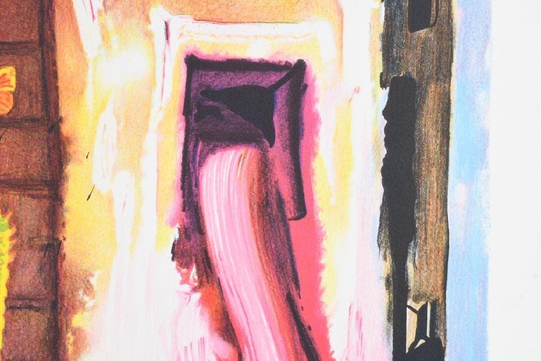 SALVADOR DALI THE RABBIT SEND IN A LITTLE BILL - 8