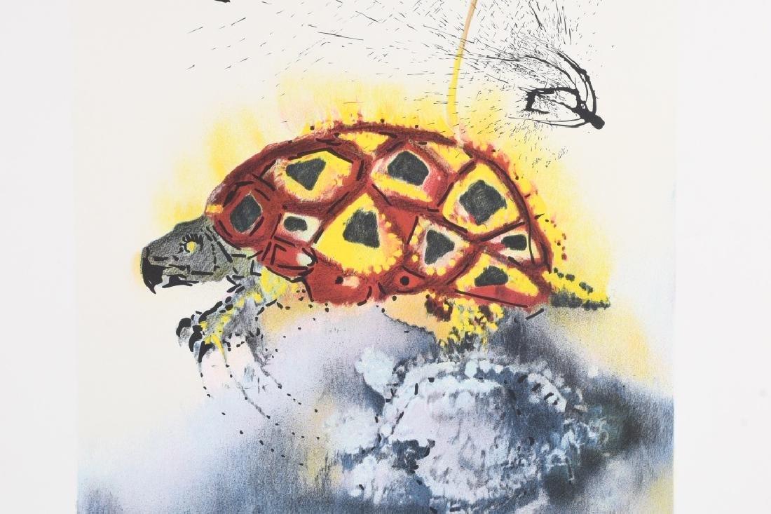 SALVADOR DALI THE MOCK TURTLE'S STORY - 3