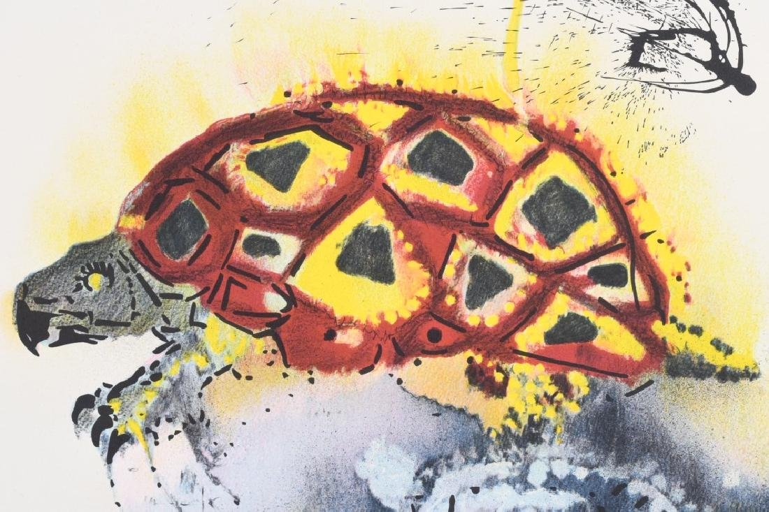 SALVADOR DALI THE MOCK TURTLE'S STORY - 5