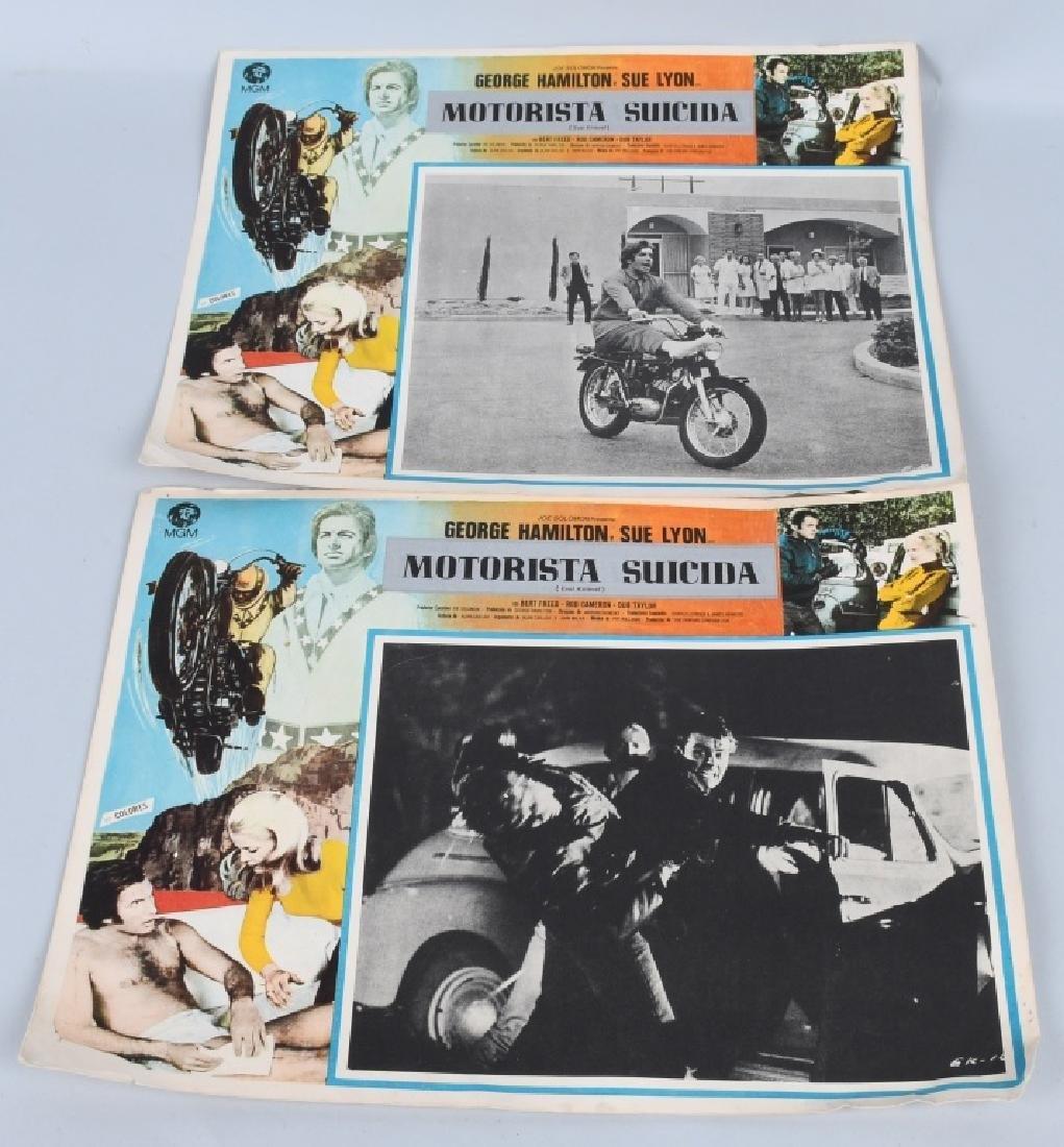 25- 1950s-60s MOVIE LOBBY CARDS - 2