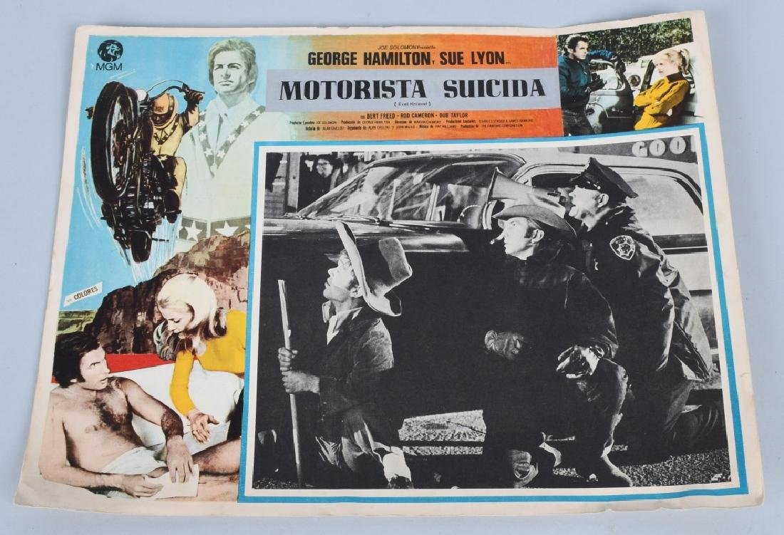 25- 1950s-60s MOVIE LOBBY CARDS - 3