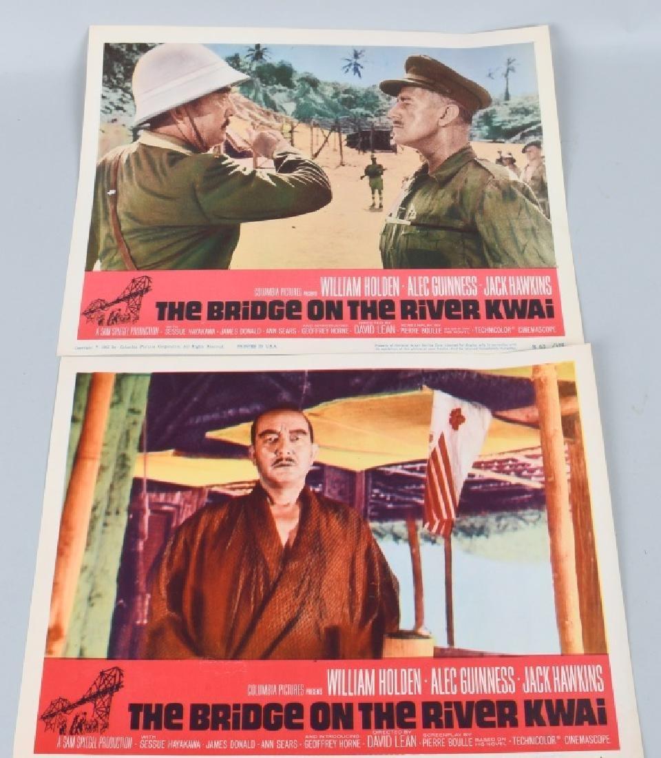 25- 1950s-60s MOVIE LOBBY CARDS - 4