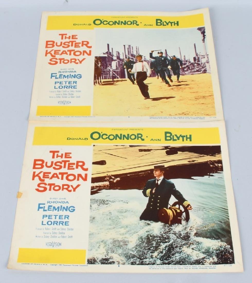 25- 1950s-60s MOVIE LOBBY CARDS - 5