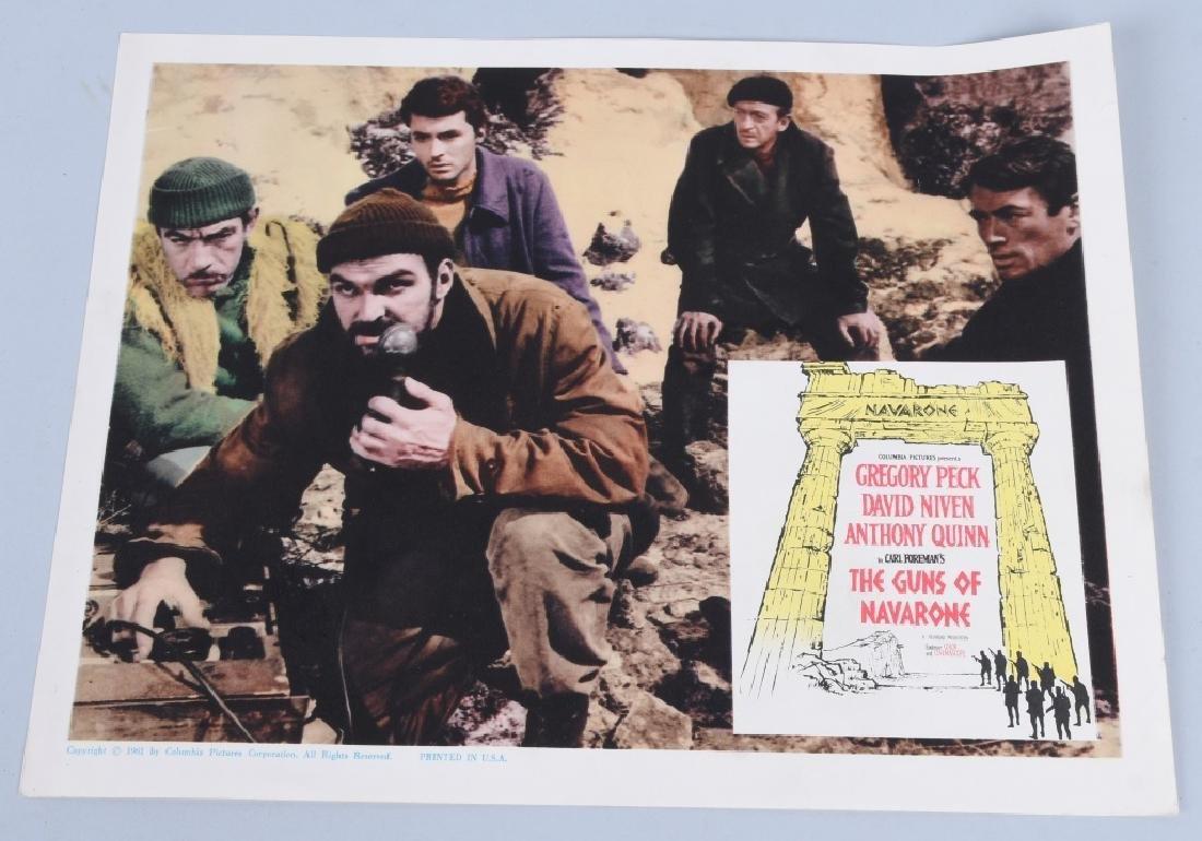 25- 1950s-60s MOVIE LOBBY CARDS - 7