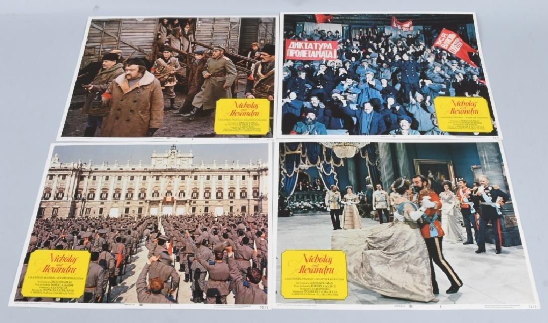 23- 1950s-60s MOVIE LOBBY CARDS - 2
