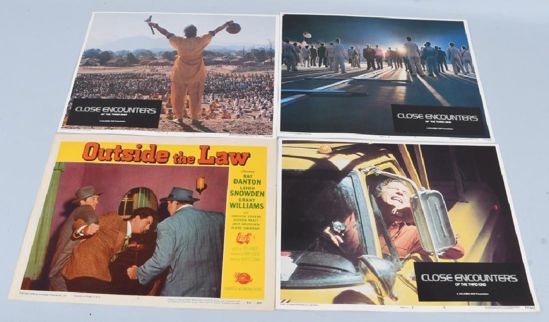 23- 1950s-60s MOVIE LOBBY CARDS - 3