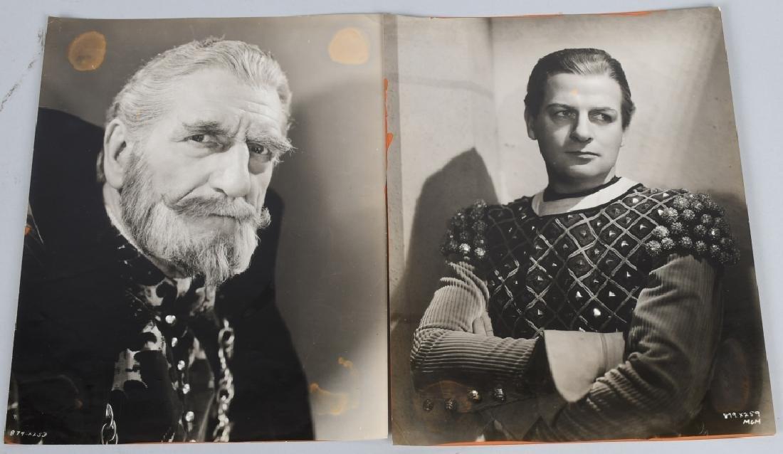 50-1936 MGM ROMEO & JULIET MOVIE STILL PHOTOS - 2