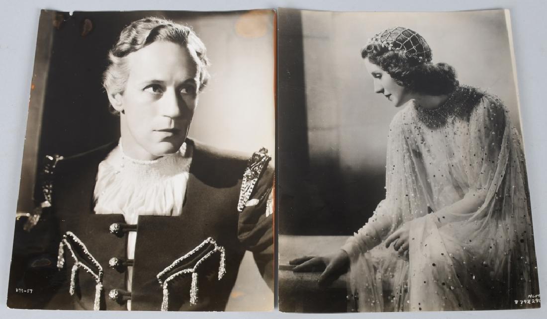 50-1936 MGM ROMEO & JULIET MOVIE STILL PHOTOS - 3