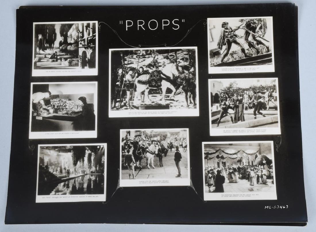 50-1936 MGM ROMEO & JULIET MOVIE STILL PHOTOS - 6