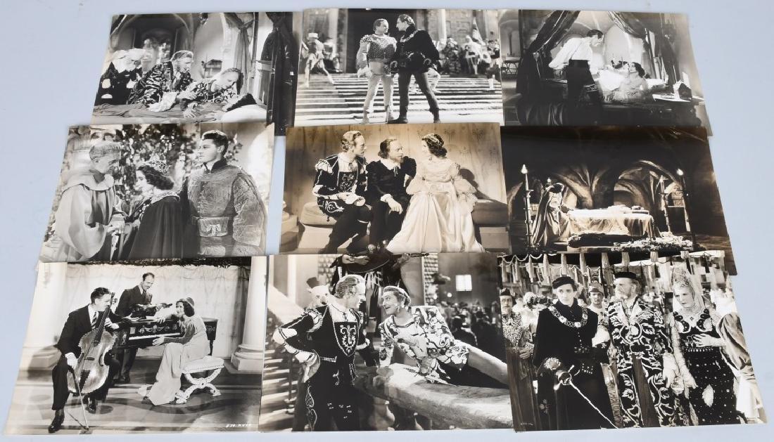 50-1936 MGM ROMEO & JULIET MOVIE STILL PHOTOS - 7