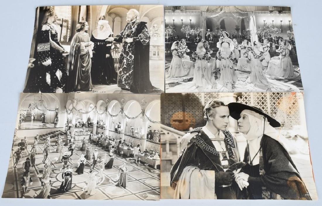 50-1936 MGM ROMEO & JULIET MOVIE STILL PHOTOS - 9