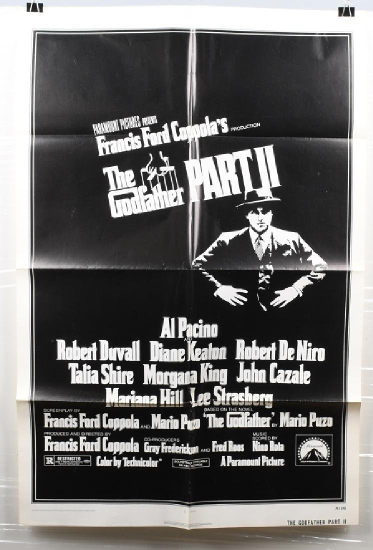 21- 1970s 1 SHEET MOVIE POSTERS - 2