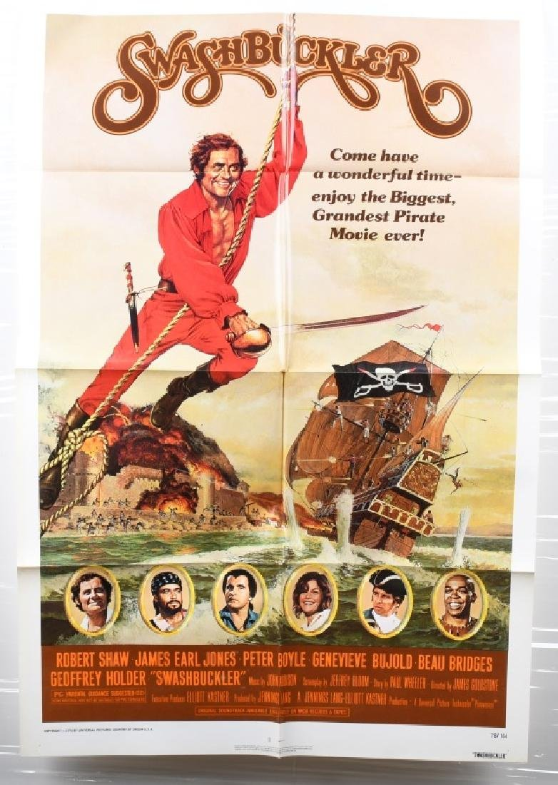 21- 1970s 1 SHEET MOVIE POSTERS - 3