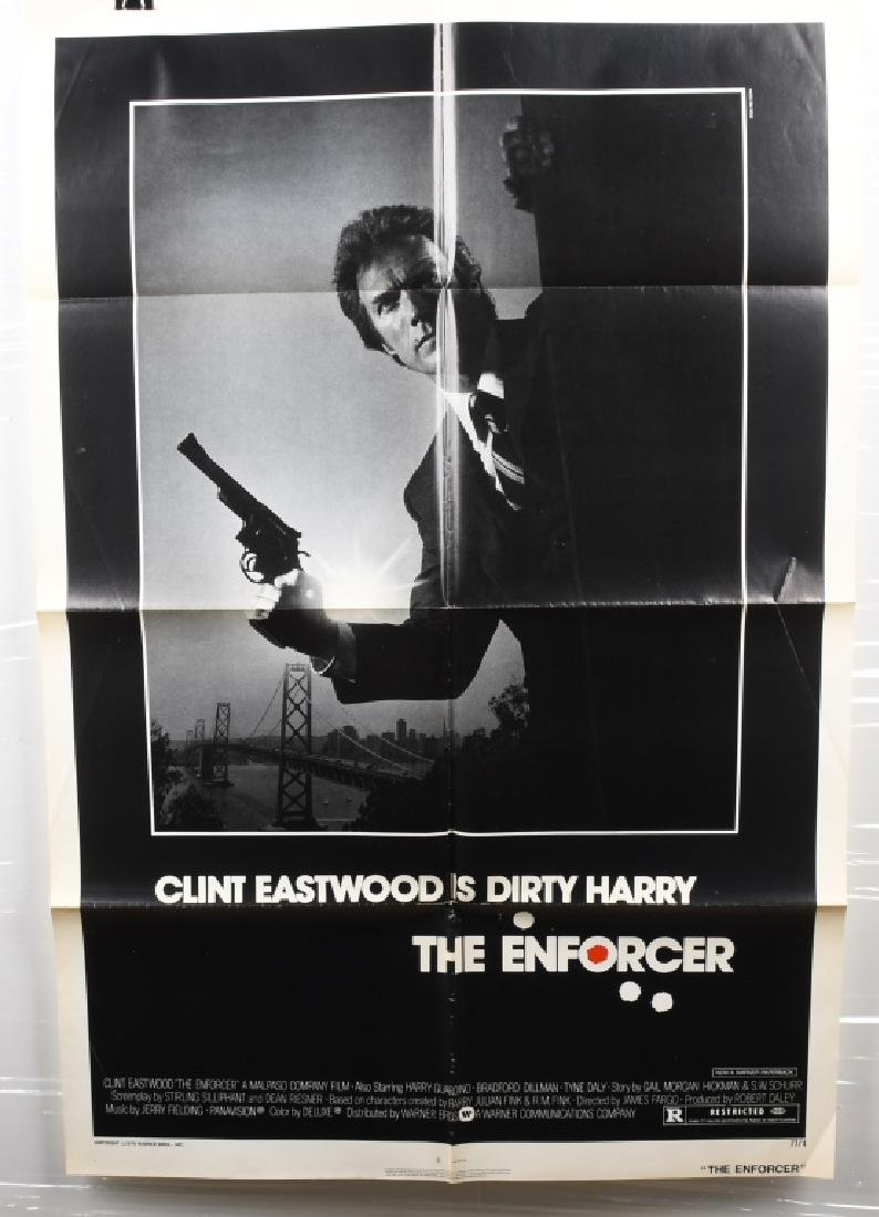 21- 1970s 1 SHEET MOVIE POSTERS - 4