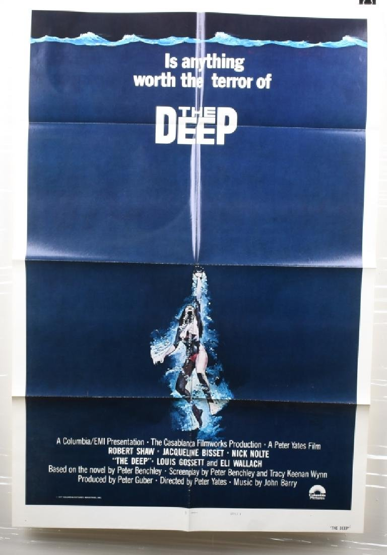 21- 1970s 1 SHEET MOVIE POSTERS - 5