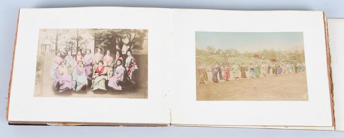 50- 1880s JAPAN HAND TINTED PHOTOS - 7