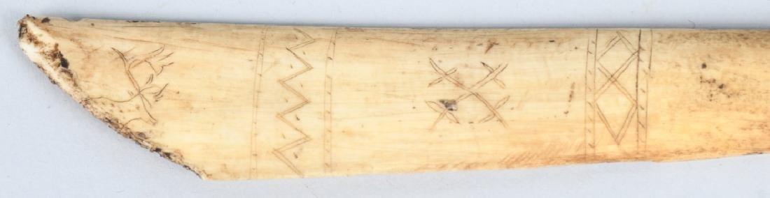 SILVER HANDLED KNIFE BEADED SHEATHS & MORE - 10