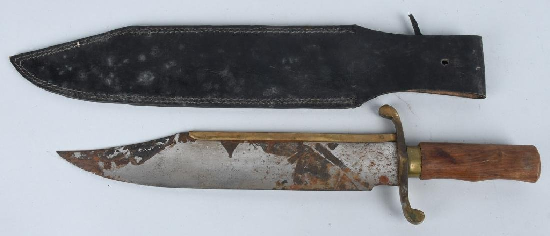 6-FIXED BLADE KNIVES - 2