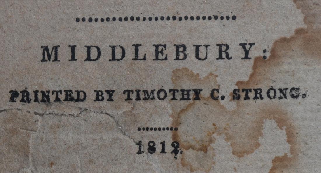 1812 WASHINGTON'S FAREWELL ADDRESS BOOKLET & MORE - 3