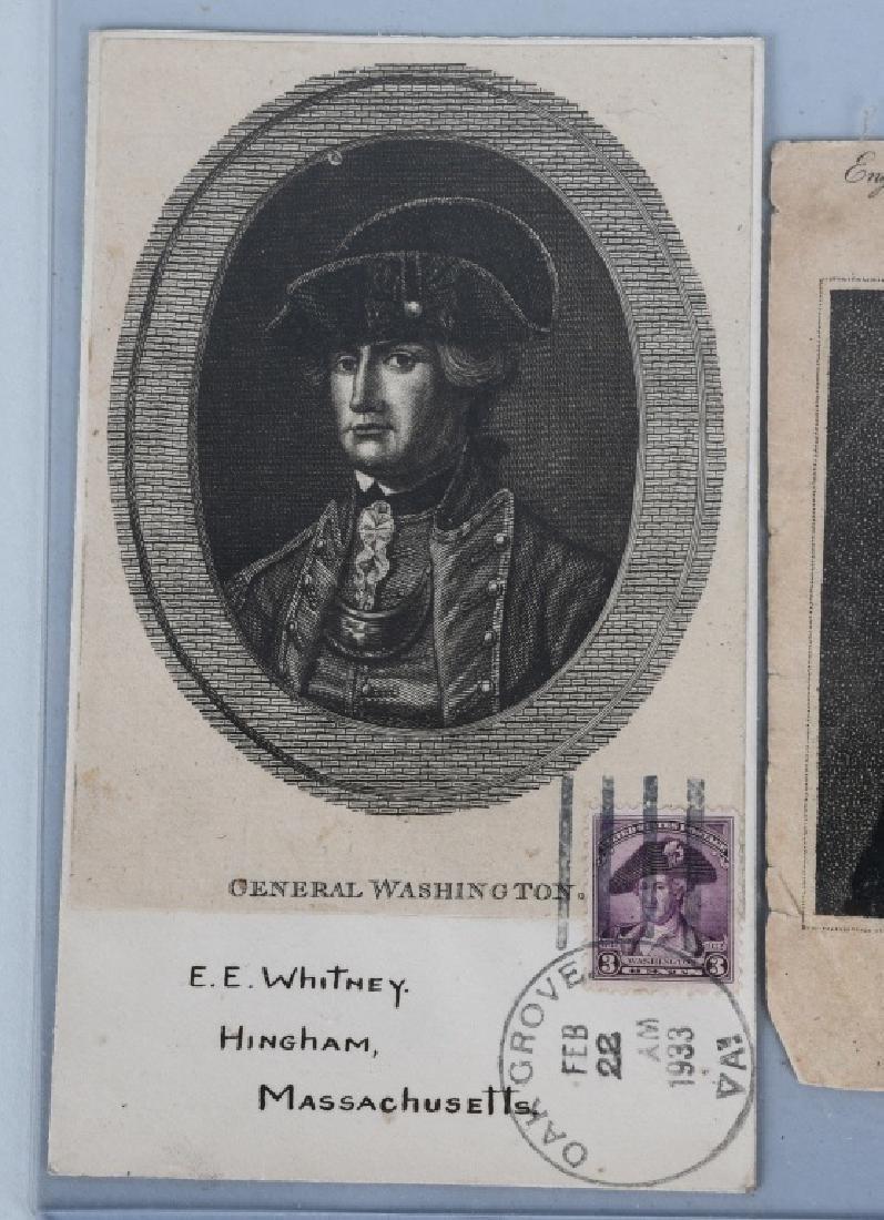 1812 WASHINGTON'S FAREWELL ADDRESS BOOKLET & MORE - 4