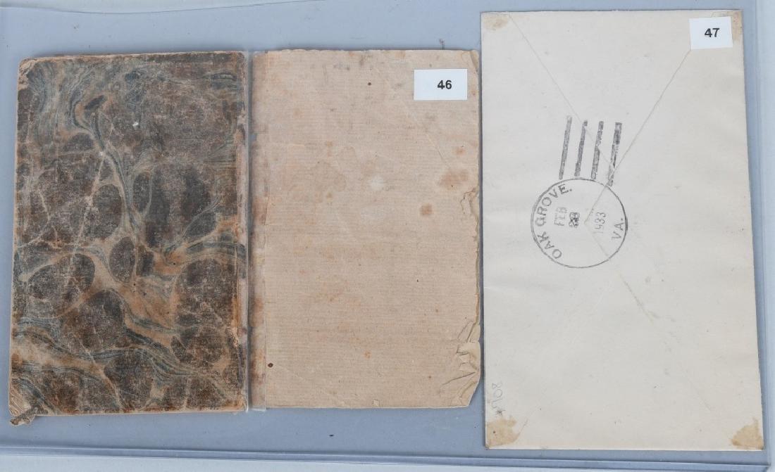1812 WASHINGTON'S FAREWELL ADDRESS BOOKLET & MORE - 5