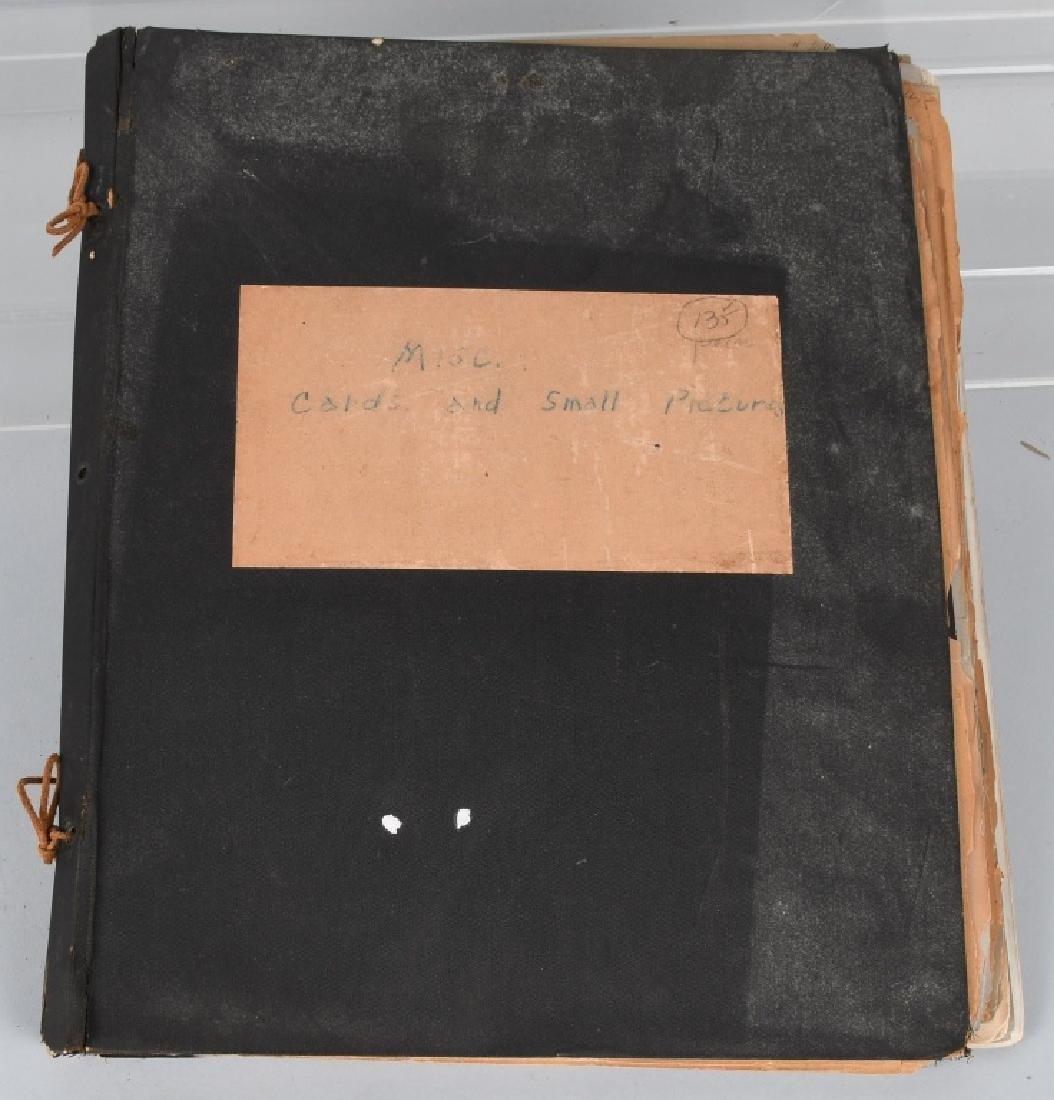 19th CENT. SALESMAN SAMPLE CARD PORTFOLIO - 16