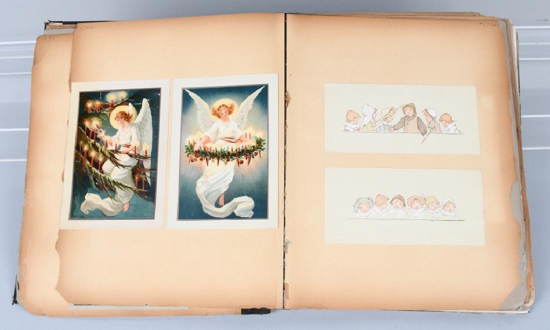 19th CENT. SALESMAN SAMPLE CARD PORTFOLIO - 4
