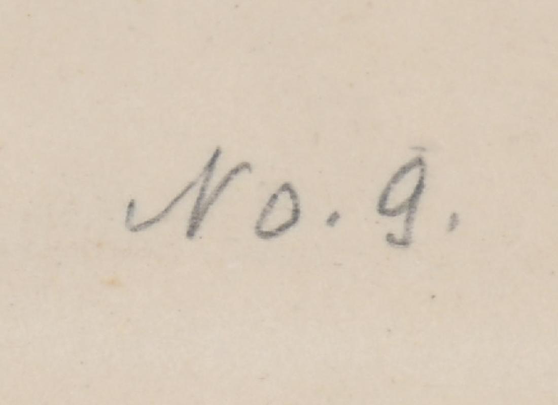 1897 GEORGE WASHINGTON ETCHING, ALBERT ROSENTHAL - 3