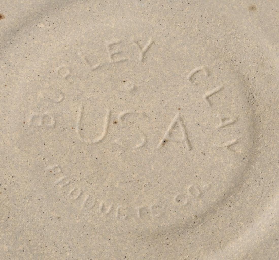 VINTAGE BURLEY CLAY CROCK - 6