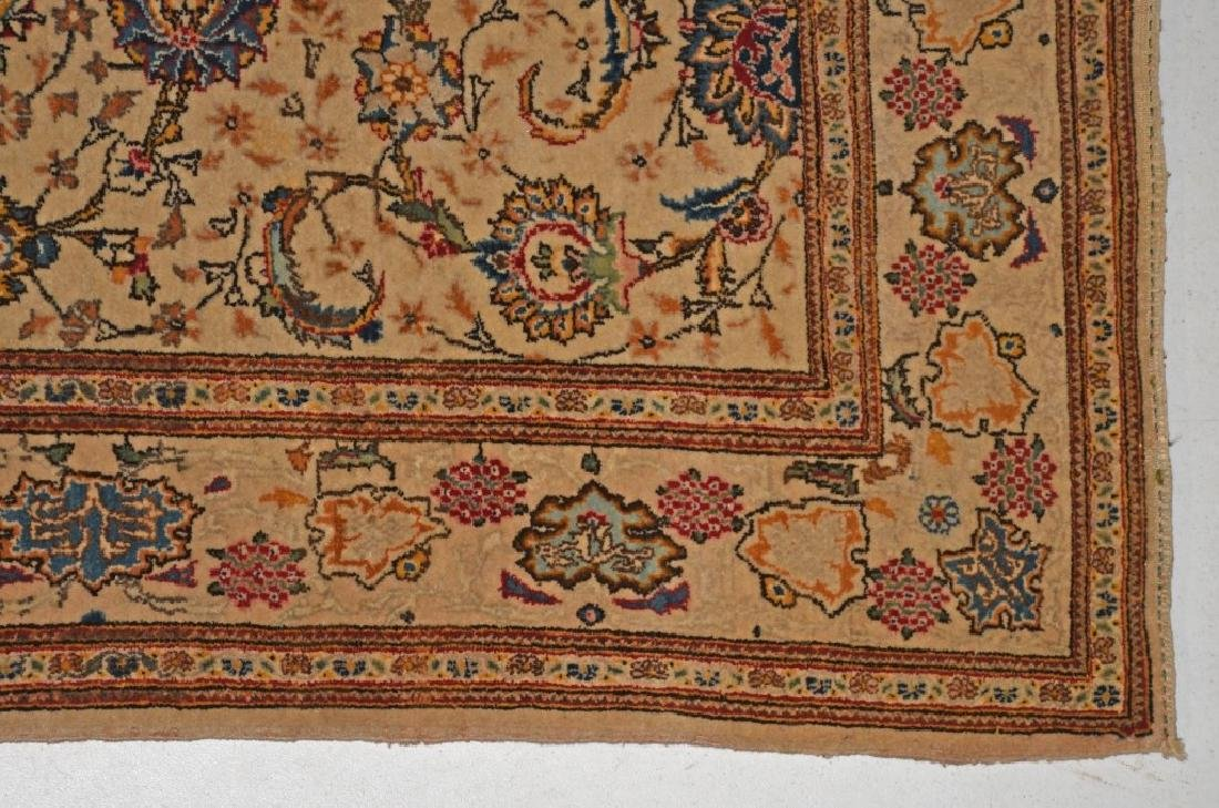 "84""x52"" ANTIQUE ORIENTAL RUG MADE IN JARAN - 5"