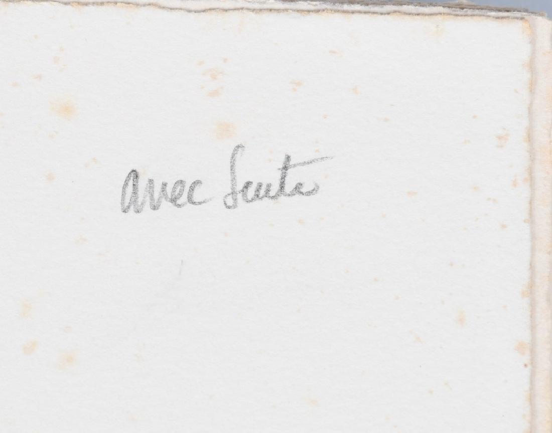 LOUIS ICART ETCHINGS, LES AMOURS de PSYCHE - 3