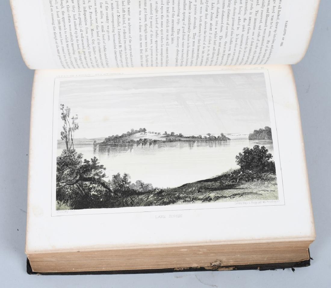 1853-1855 EXPLORATION RAILROAD VOLUMES I & XII - 5