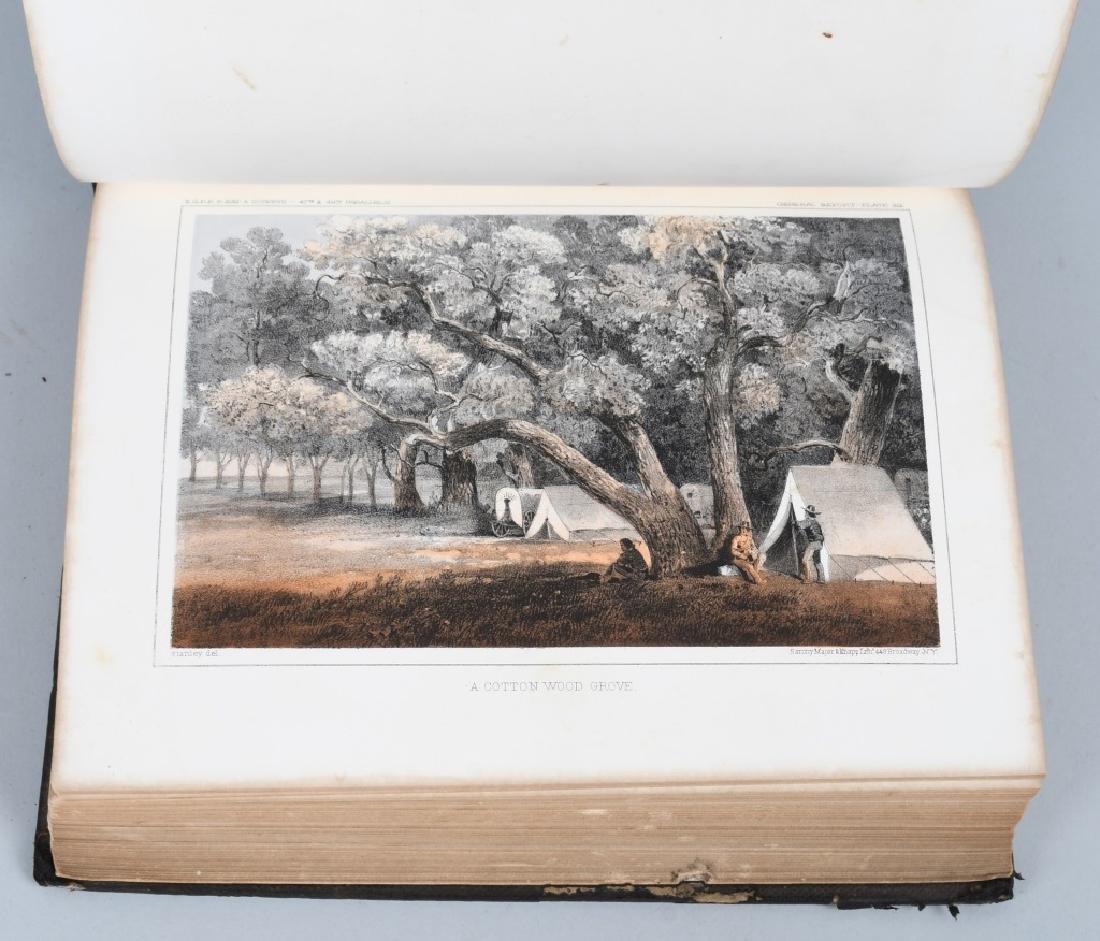 1853-1855 EXPLORATION RAILROAD VOLUMES I & XII - 6