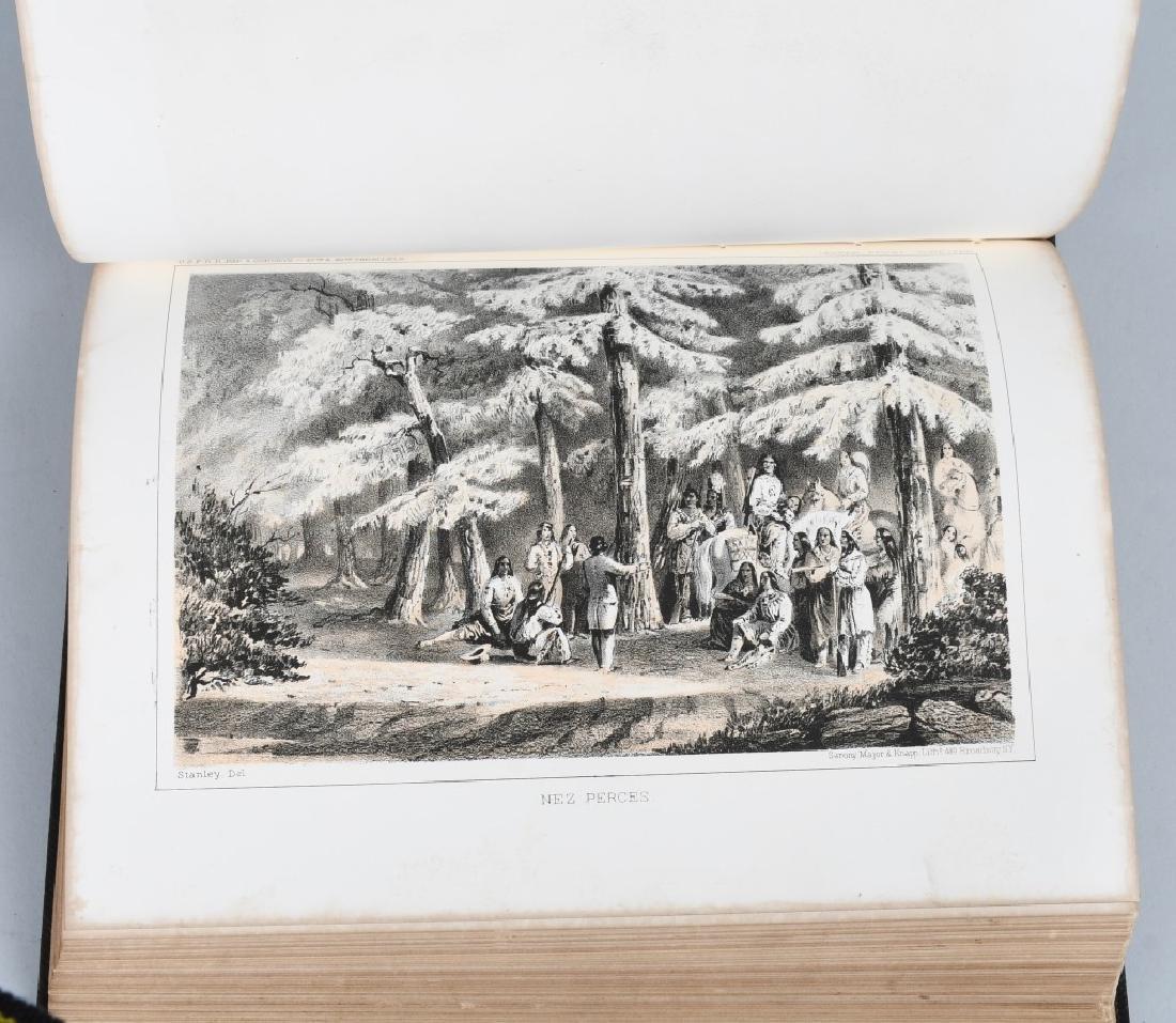 1853-1855 EXPLORATION RAILROAD VOLUMES I & XII - 7