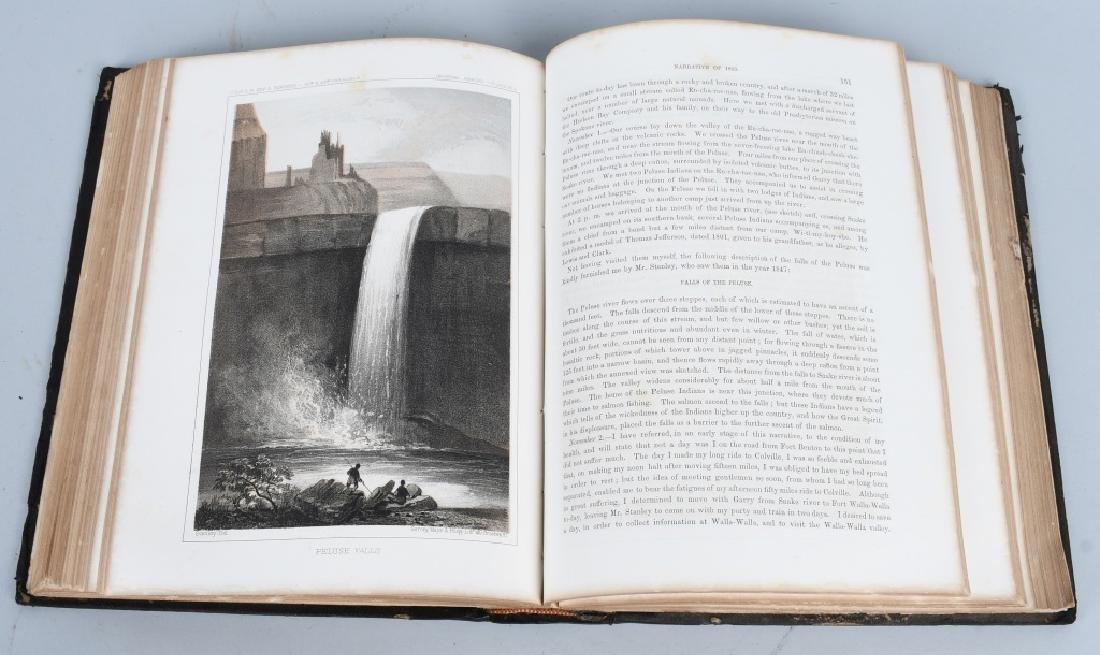 1853-1855 EXPLORATION RAILROAD VOLUMES I & XII - 9