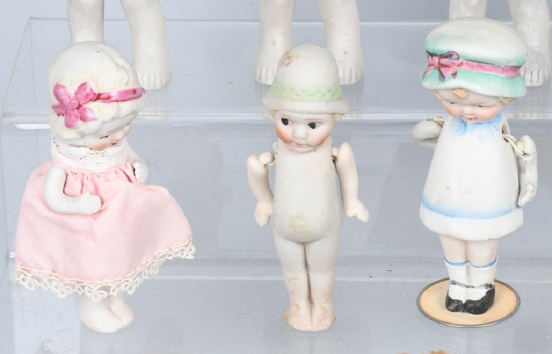 15-GERMAN & JAPAN BISQUE DOLLS and MORE - 5