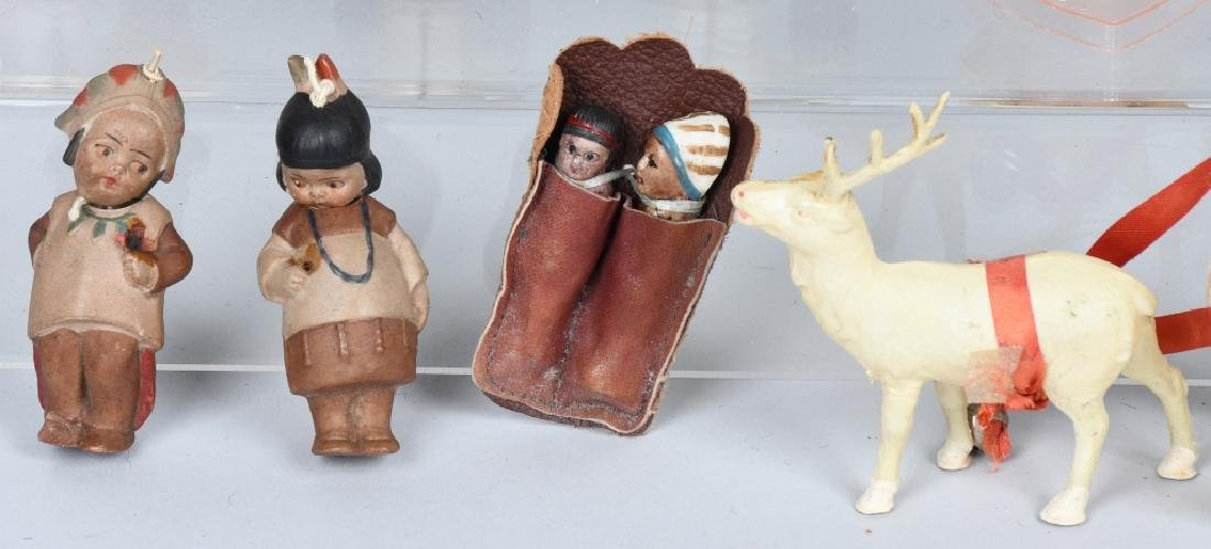 15-GERMAN & JAPAN BISQUE DOLLS and MORE - 6