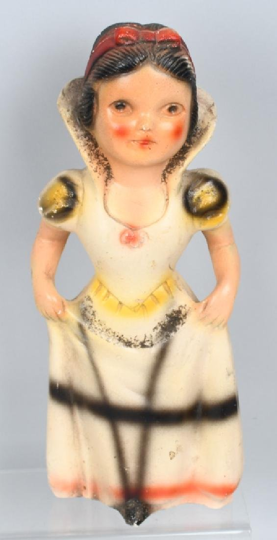 VINTAGE DOLL and STEIFF LOT - 4