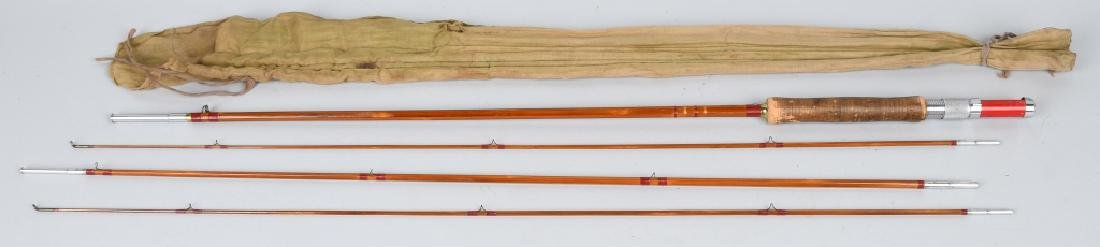 VINTAGE MONTAGUE SPLIT CANE FLY ROD