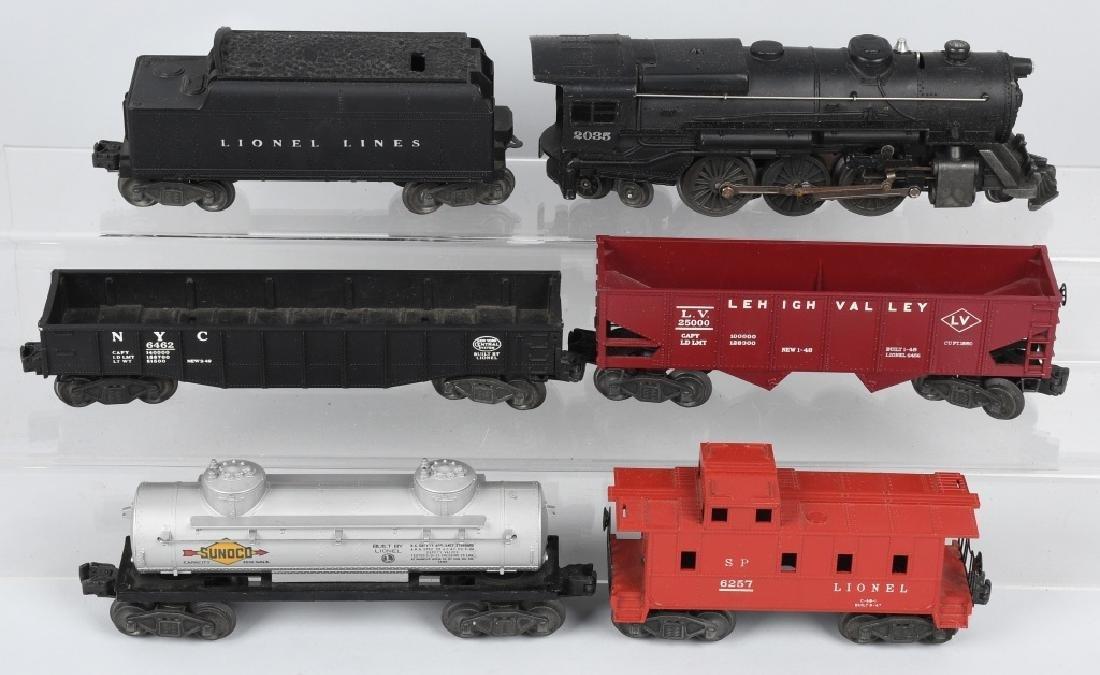 LIONEL No. 1469WS O27 TRAIN SET, BOXED - 3