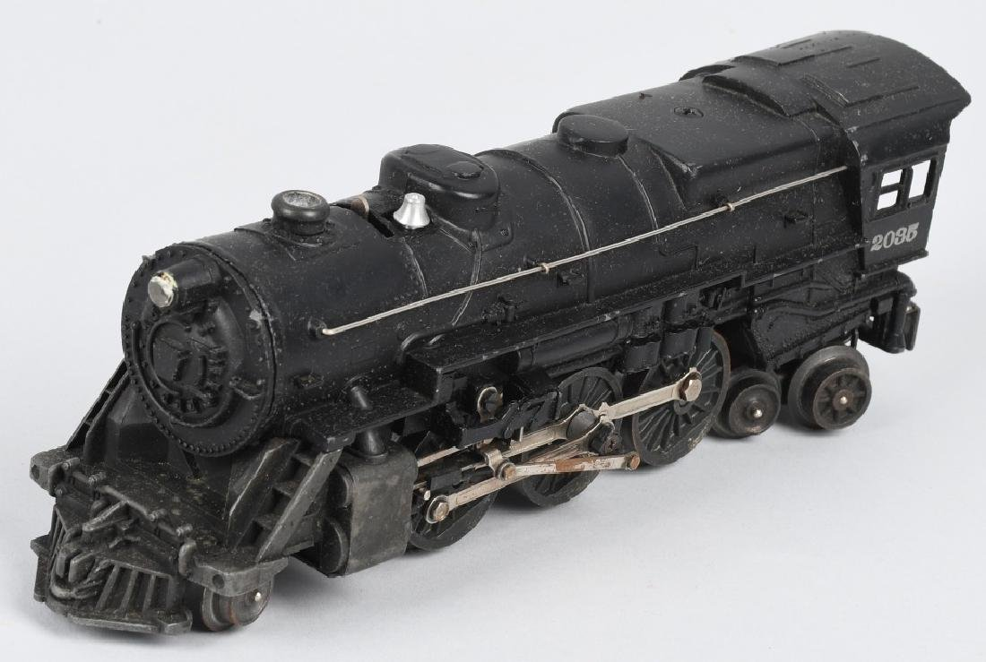 LIONEL No. 1469WS O27 TRAIN SET, BOXED - 5