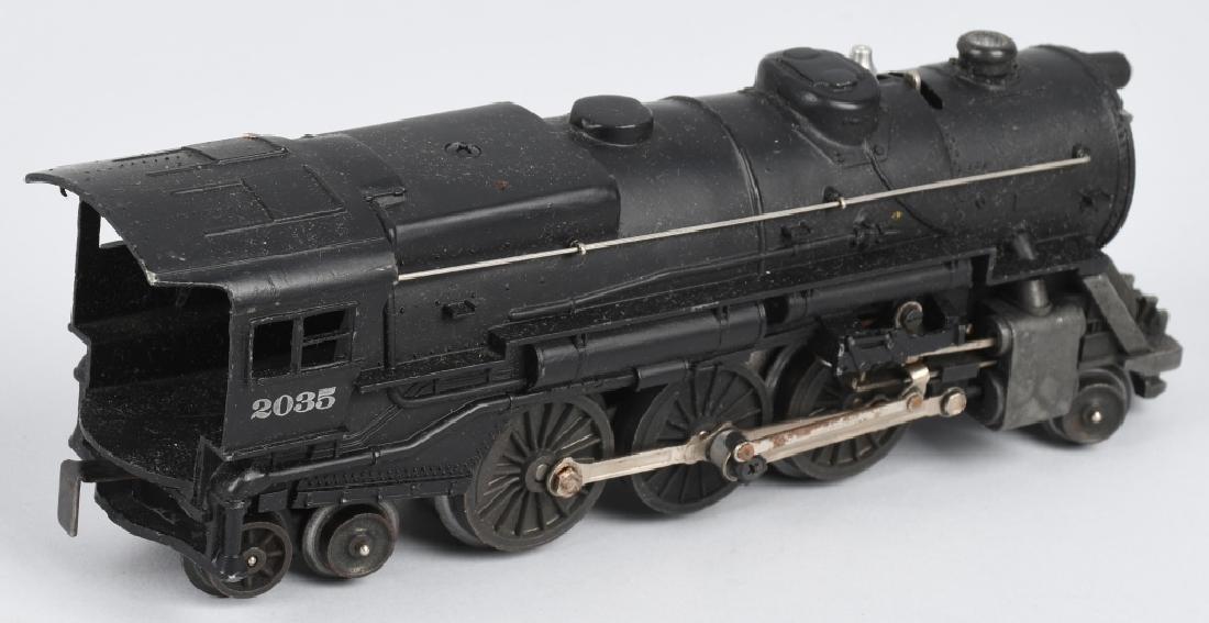 LIONEL No. 1469WS O27 TRAIN SET, BOXED - 7