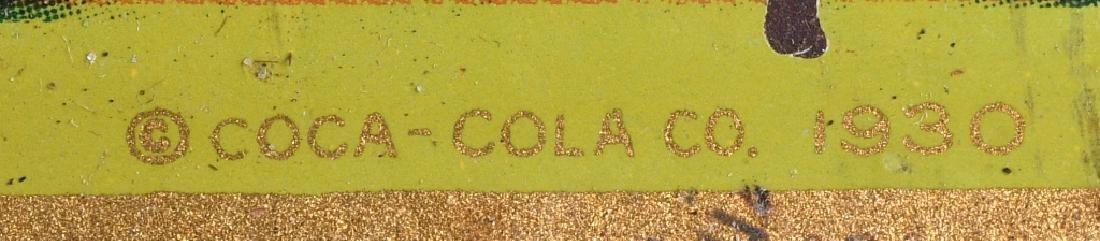 2-COCA COLA ADVERTISING TRAYS, 1930 & 1953 - 4