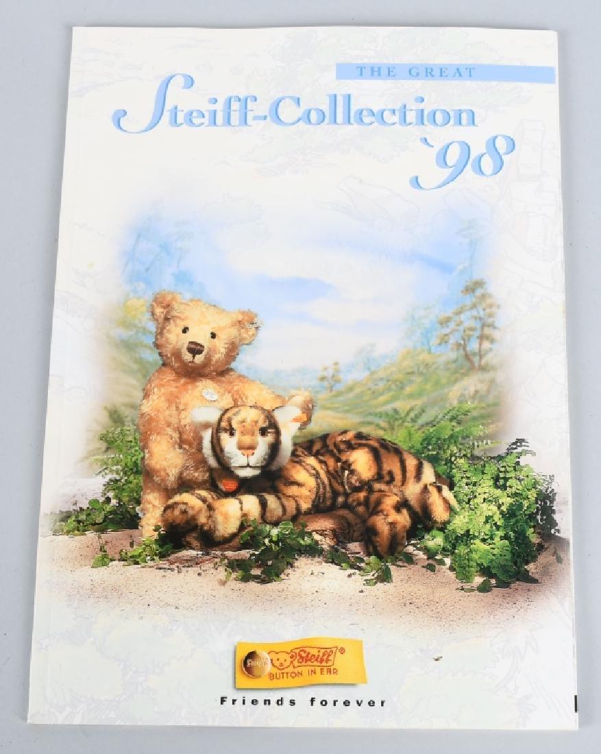 1998 STEIFF CLUB KIT w/ BEAR & MORE - 5