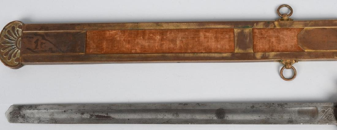 19th CENT. HENDERSON-AMES THEATRICAL SWORD - 3