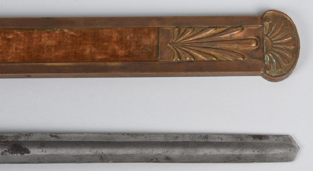 19th CENT. HENDERSON-AMES THEATRICAL SWORD - 7