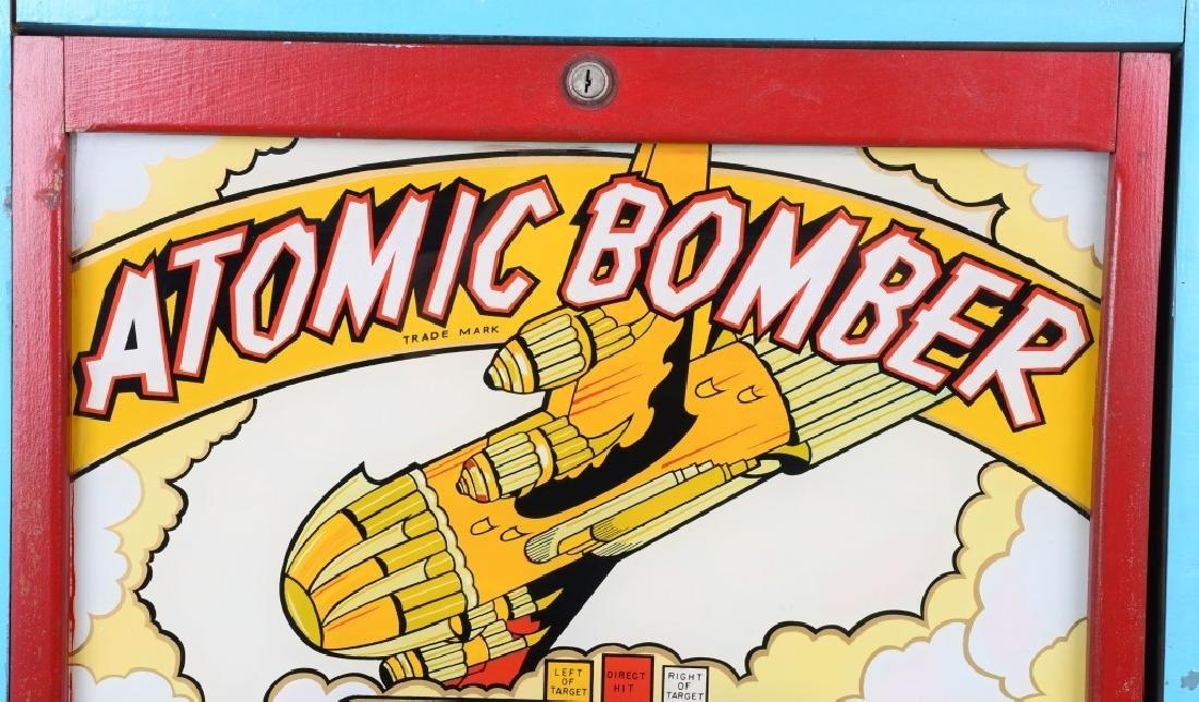 1946 5c ATOMIC BOMBER ARCADE MACHINE - 2