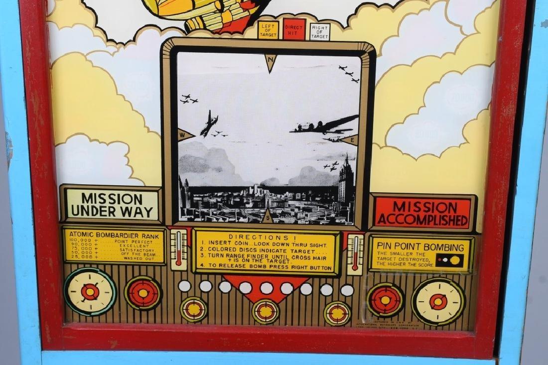 1946 5c ATOMIC BOMBER ARCADE MACHINE - 3