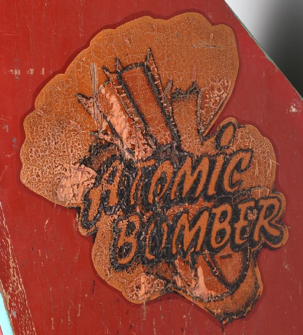 1946 5c ATOMIC BOMBER ARCADE MACHINE - 7