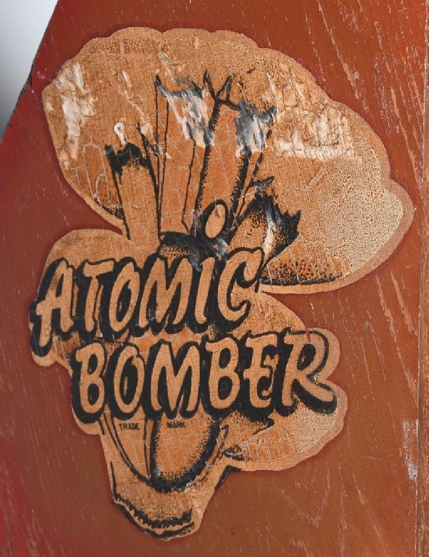 1946 5c ATOMIC BOMBER ARCADE MACHINE - 8
